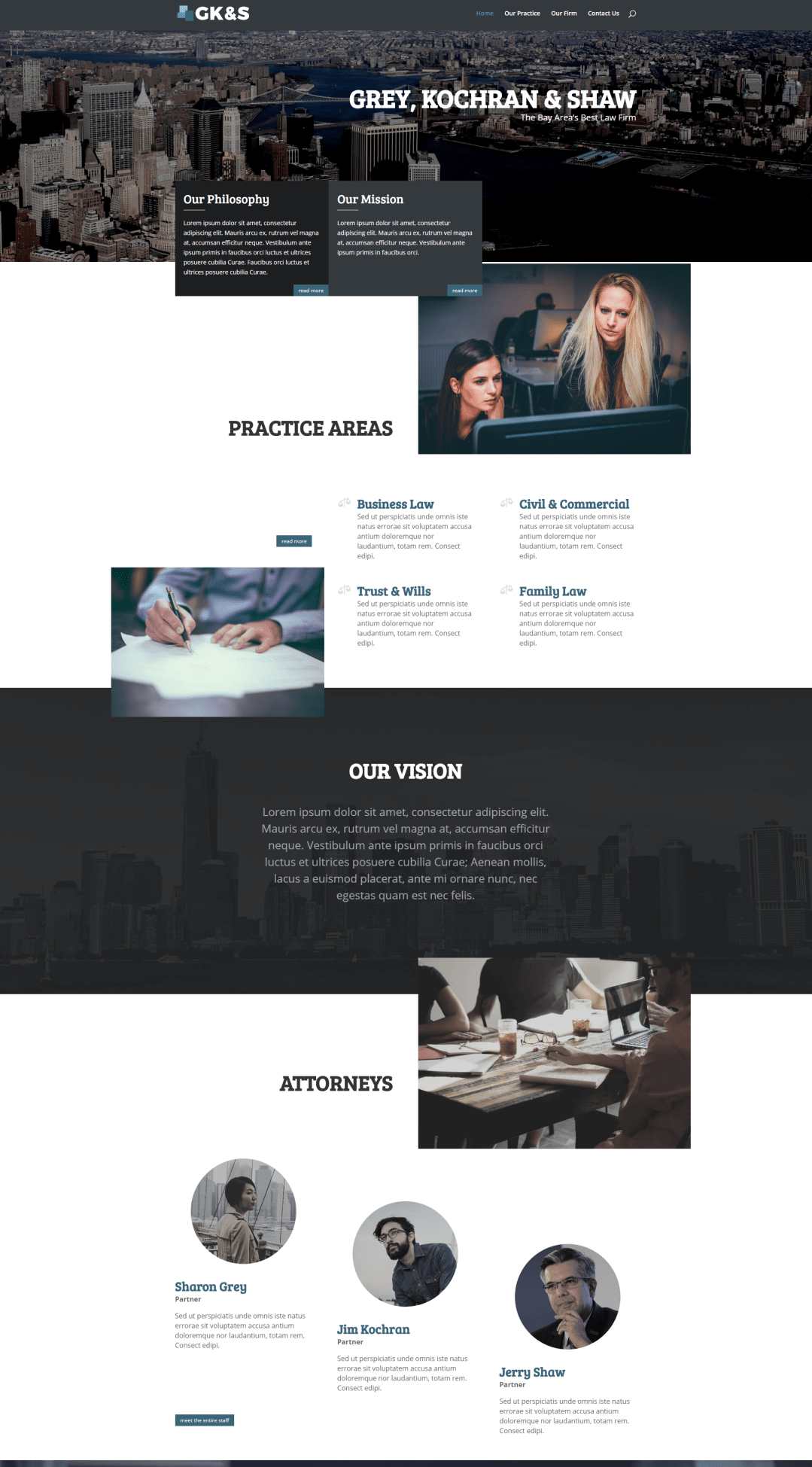 Aattorneys, law firms, agencies and practices